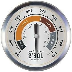 oklahoma grill thermometers joes temperature gauge fits