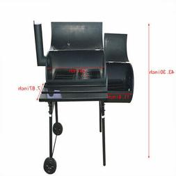 Outdoor BBQ Grill Camping Garden Charcoal Barbecue Stove Gri