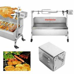 Outdoor Charcoal Pit Patio Backyard Meat Cooker Smoker BBQ G