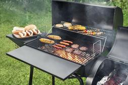 Outdoor Grill Royal Gourmet Charcoal with Offset Smoker,800