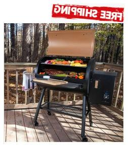 Landmann Pellet Grill and Smoker, 1,318 sq in, Grill Bake R