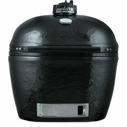 Primo Charcoal Smoker/Grill with Cart & Stainless Steel Shel