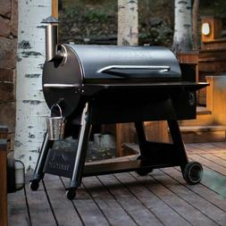 "Pro Series 34"" Wood Pellet Grill by Traeger Wood-Fired Grill"
