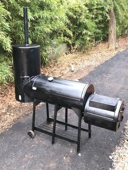 smoker bbq grill from New Braunsfels Smoker Company in Excel