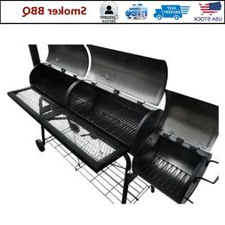 Smoker BBQ Nevada Barbecue Outdoor Grill Yard Cooking Eating
