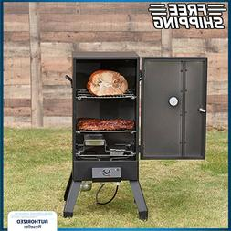 Smoker Electric Grill BBQ Outdoor Backyard Meat Barbecue Coo