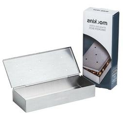 Mockins Stainless Steel BBQ Smoker Box for Grilling Barbecue