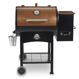 Wood Pellet Grill Smoker Pellets Flame Broiler Bbq Charocal