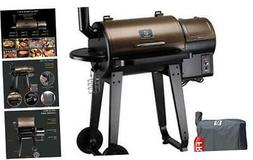 Z GRILLS ZPG-450A 2020 Upgrade Wood Pellet Grill & Smoker 6