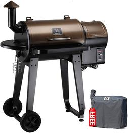 Z Grills Zpg-450A 2020 Upgrade Wood Pellet Grill  Smoker 6 I