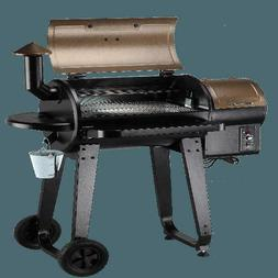 Z Grills ZPG-450A Wood Pellet Barbecue Grill And Smoker With