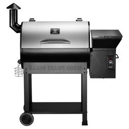 Z Grills ZPG-700E Stainless Steel Outdoor Wood Pellet Grill